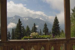 Panoramablick Aussicht