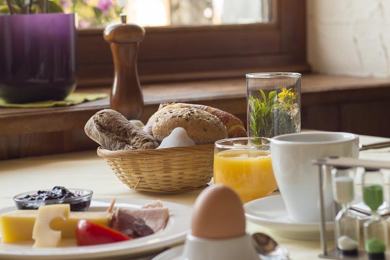 Waldhaus Bettmeralp Frühstück