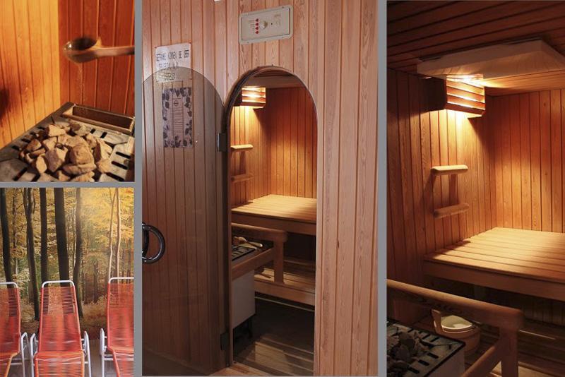 Waldhaus Bettmeralp Sauna