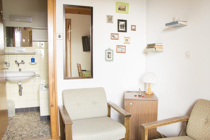 Waldhaus Bettmeralp Budget Doppelzimmer